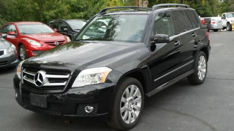 2010 Mercedes-Benz GLK for sale at JBR Auto Sales in Albany NY