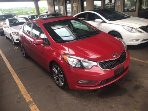 2015 Kia Forte for sale at Plymouthe Motors in Leominster MA