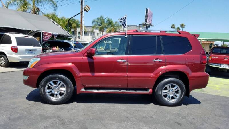 2008 Lexus GX 470 for sale at Pauls Auto in Whittier CA