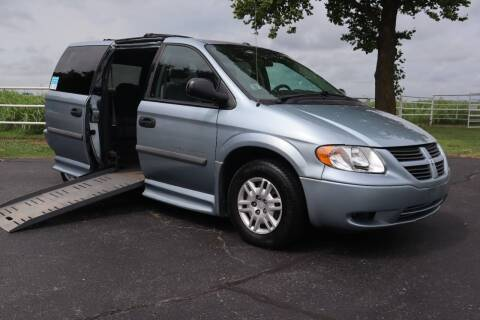 2006 Dodge Grand Caravan for sale at Liberty Truck Sales in Mounds OK