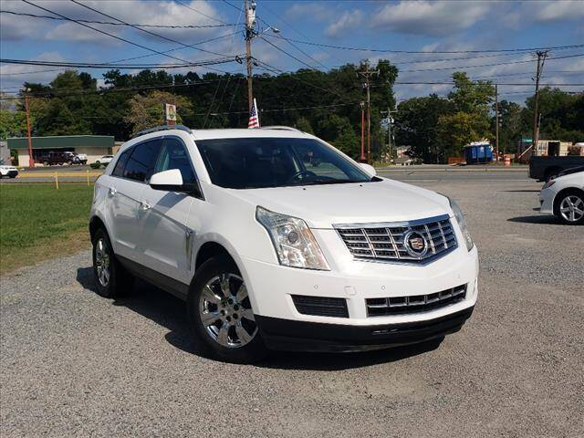 2016 Cadillac SRX for sale at Auto Mart in Kannapolis NC