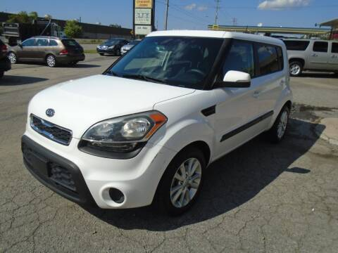2012 Kia Soul for sale at H & R AUTO SALES in Conway AR