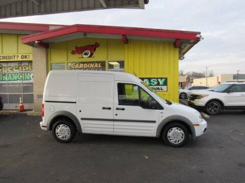 2012 Ford Transit Connect for sale at Cardinal Motors in Fairfield OH