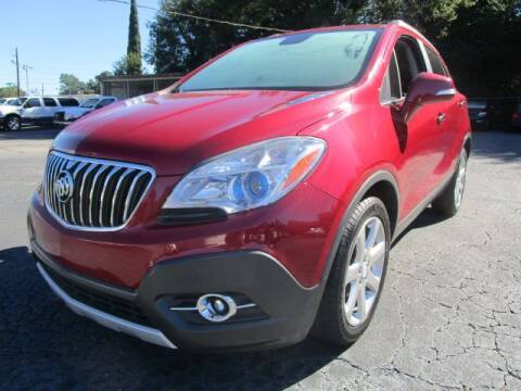 2015 Buick Encore for sale at Lewis Page Auto Brokers in Gainesville GA