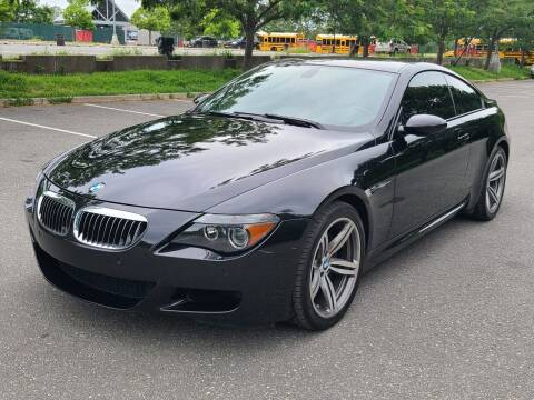 2007 BMW M6 for sale at Adams Motors INC. in Inwood NY