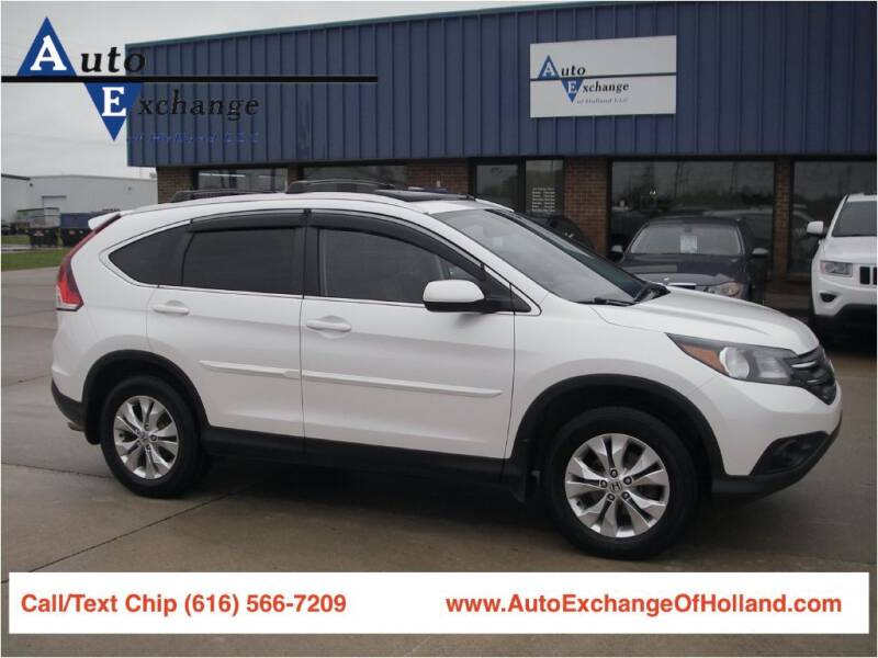 2014 Honda CR-V for sale at Auto Exchange Of Holland in Holland MI