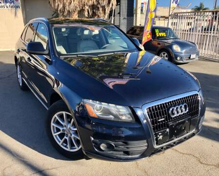 2009 Audi Q5 for sale at TMT Motors in San Diego CA