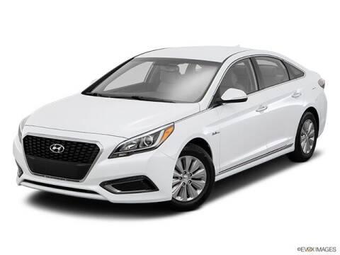 2016 Hyundai Sonata Hybrid for sale at Ken Wilson Ford in Canton NC