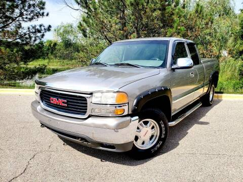 1999 GMC Sierra 1500 for sale at Excalibur Auto Sales in Palatine IL
