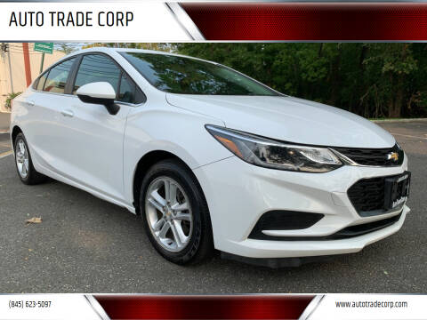 2016 Chevrolet Cruze for sale at AUTO TRADE CORP in Nanuet NY