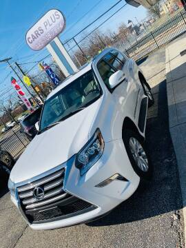 2017 Lexus GX 460 for sale at i3Motors in Baltimore MD