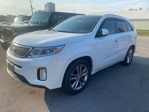 2014 Kia Sorento for sale at Coast to Coast Imports in Fishers IN