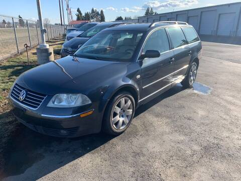 2003 Volkswagen Passat for sale at Atlas Automotive Sales in Hayden ID