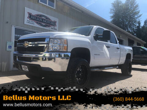 2011 Chevrolet Silverado 2500HD for sale at Bellus Motors LLC in Camas WA