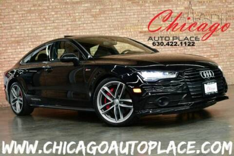 2017 Audi A7 for sale at Chicago Auto Place in Bensenville IL