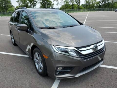 2018 Honda Odyssey for sale at CON ALVARO ¡TODOS CALIFICAN!™ in Columbia TN