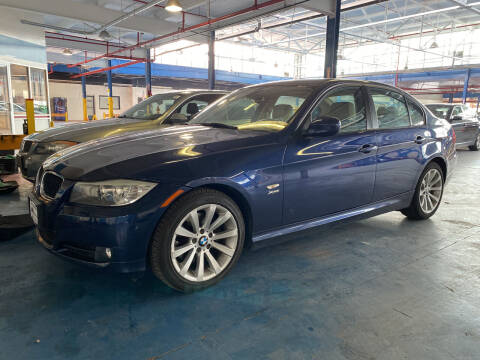 2011 BMW 3 Series for sale at JerseyMotorsInc.com in Teterboro NJ