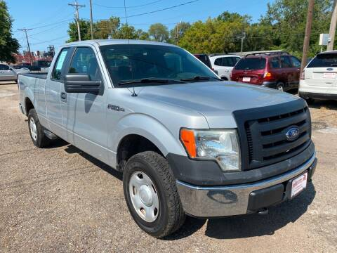 2009 Ford F-150 for sale at Truck City Inc in Des Moines IA