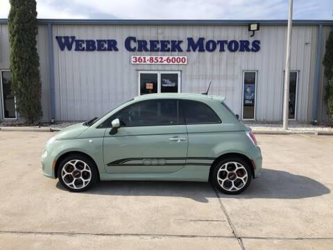 2016 FIAT 500 for sale at Weber Creek Motors in Corpus Christi TX