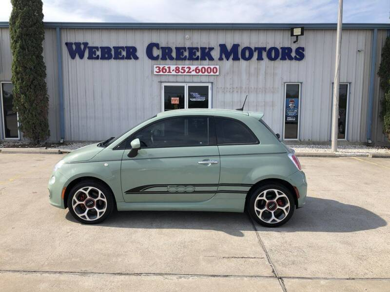2016 FIAT 500 for sale at Weber Creek Motors in Corpus Christi TX