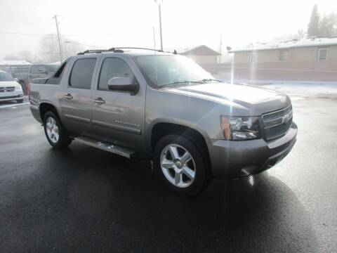 2007 Chevrolet Avalanche for sale at West Motor Company in Preston ID