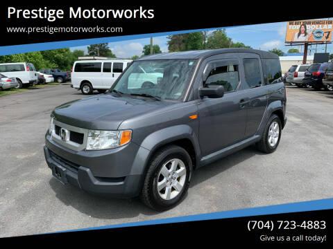 2011 Honda Element for sale at Prestige Motorworks in Concord NC