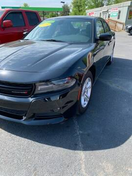 2019 Dodge Charger for sale at BRYANT AUTO SALES in Bryant AR