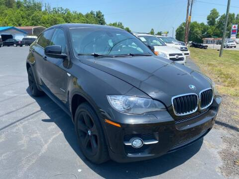 2010 BMW X6 for sale at Elite Auto Brokers in Lenoir NC