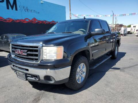 2009 GMC Sierra 1500 for sale at DPM Motorcars in Albuquerque NM