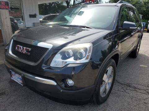 2011 GMC Acadia for sale at New Wheels in Glendale Heights IL