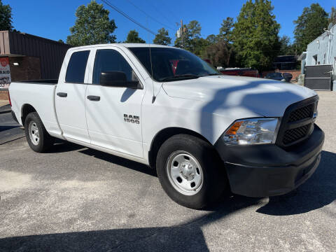 2015 RAM Ram Pickup 1500 for sale at Ron's Used Cars in Sumter SC