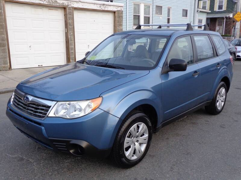 2009 Subaru Forester for sale at Broadway Auto Sales in Somerville MA