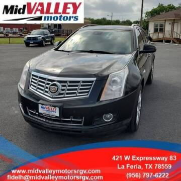 2013 Cadillac SRX for sale at Mid Valley Motors in La Feria TX