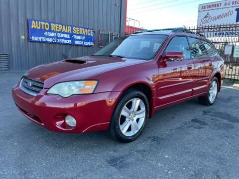 2006 Subaru Outback for sale at California Auto Deals in Sacramento CA