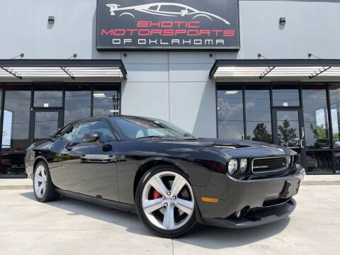 2008 Dodge Challenger for sale at Exotic Motorsports of Oklahoma in Edmond OK