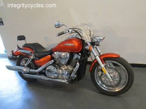 2004 Honda VTX for sale at INTEGRITY CYCLES LLC in Columbus OH
