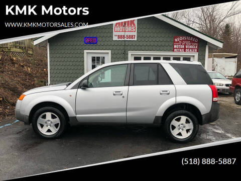 2004 Saturn Vue for sale at KMK Motors in Latham NY