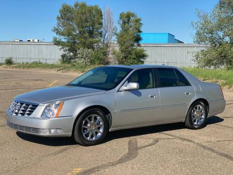 2010 Cadillac DTS for sale at BISMAN AUTOWORX INC in Bismarck ND