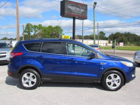 2013 Ford Escape for sale at Checkered Flag Auto Sales EAST in Lakeland FL