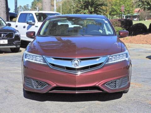 2016 Acura ILX for sale at Auto Finance of Raleigh in Raleigh NC