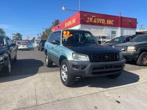 1997 Toyota RAV4 for sale at 3K Auto in Escondido CA