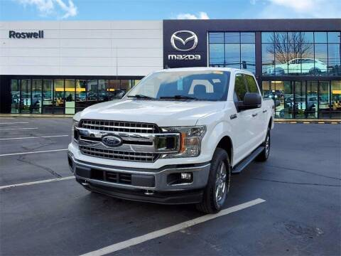 2020 Ford F-150 for sale at Mazda Of Roswell in Roswell GA