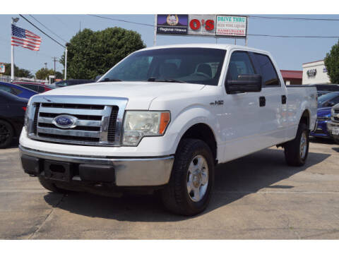 2010 Ford F-150 for sale at Watson Auto Group in Fort Worth TX
