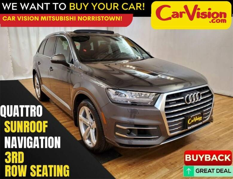 2019 Audi Q7 for sale in Trooper, PA