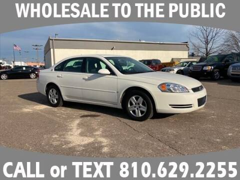 2007 Chevrolet Impala for sale at Lasco of Grand Blanc in Grand Blanc MI