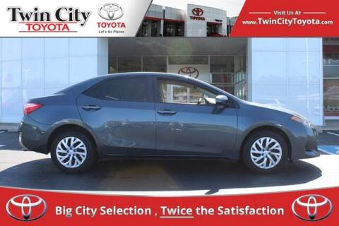 2019 Toyota Corolla for sale at Twin City Toyota in Herculaneum MO