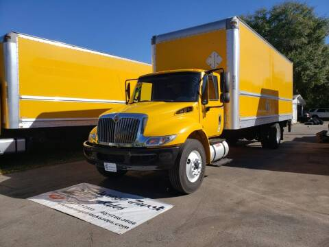 2013 International 4300 for sale at Orange Truck Sales in Orlando FL