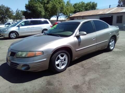 2001 Pontiac Bonneville for sale at Larry's Auto Sales Inc. in Fresno CA