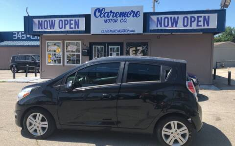 2014 Chevrolet Spark for sale at Claremore Motor Company in Claremore OK