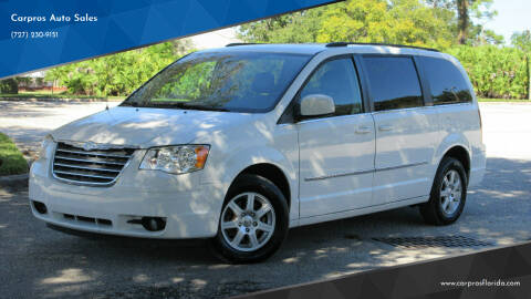 2010 Chrysler Town and Country for sale at Carpros Auto Sales in Largo FL
